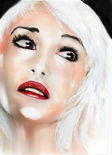 Gwen Stefani by brainfree